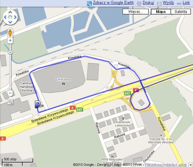 tropiciel GPS